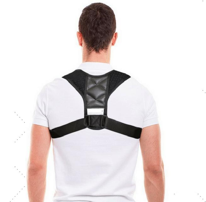 Best Posture Corrector & Back Support Brace for Men