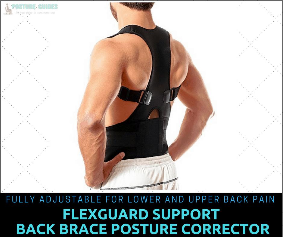 best posture corrector by Flexguard