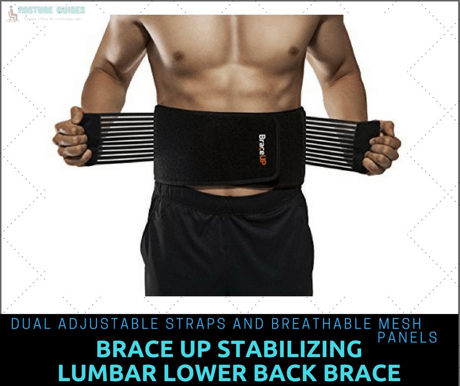 best back brace by BraceUP