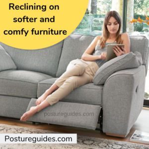 How furniture affects our posture