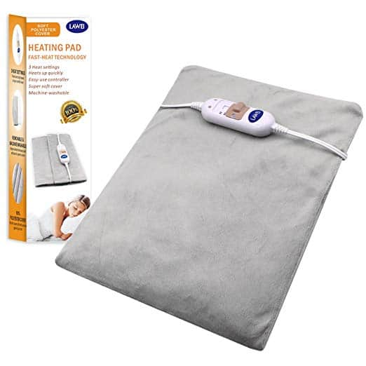 Lawei Small Heating Pad Electric