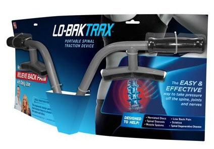 Lo bak trax - best back stretching device