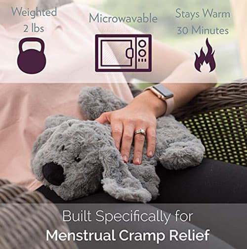 Renuvee - Heating Pad for Cramps