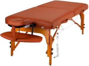 Master Massage 31-inch Santana Therma Portable Massage Table