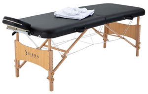 Sierra Comfort Best Portable Massage Table