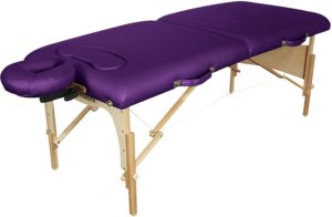 Stronglite Figure Fit Portable Massage Table