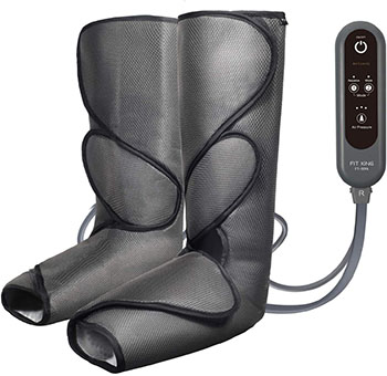 FIT KING Foot and Calf Massager for Circulation and Relaxation