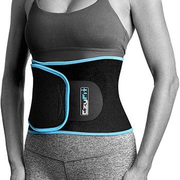 EzyFit Waist Trimmer and Workout Ab Belt