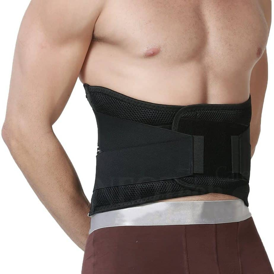 Neotech Care Back Brace - Lumbar Support Belt