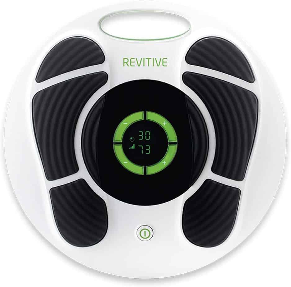 Revitive medic Circulation booster - Revitive Foot Massager Reviews