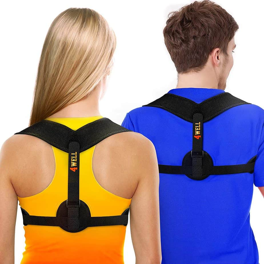 New 4WEL Posture Corrector