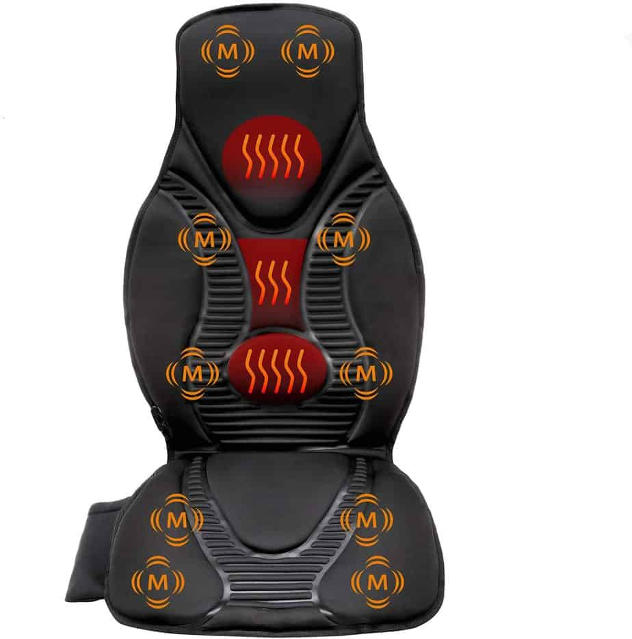 Five S FS8812 Massager with Heat