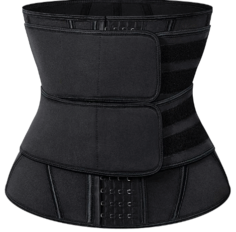Miss moly waist trainer sports workout corset