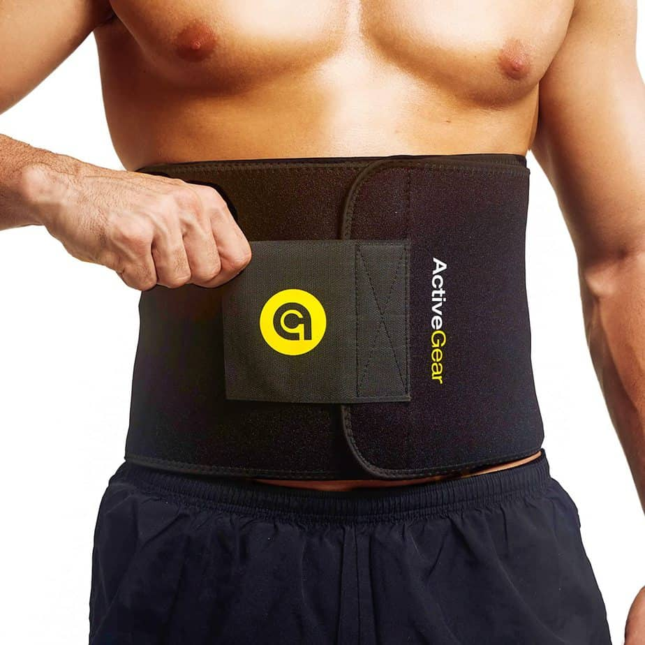 Active Gear Waist Trimmer Belt