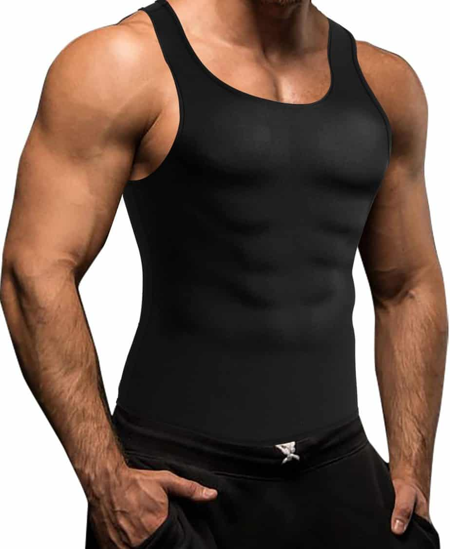 Wonderience Tank Top Waist Trainer