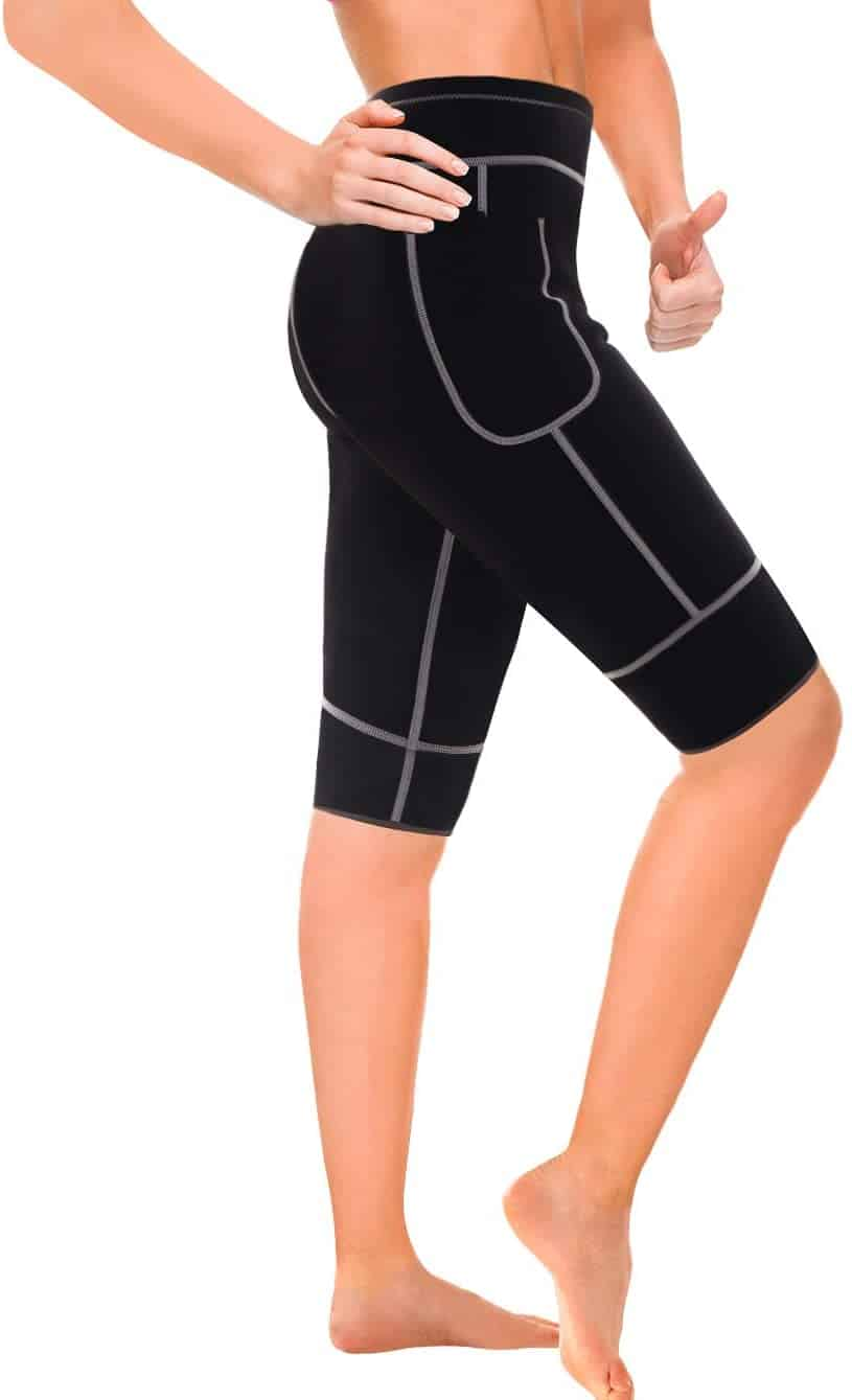 Wonderience Women Neoprene Pants