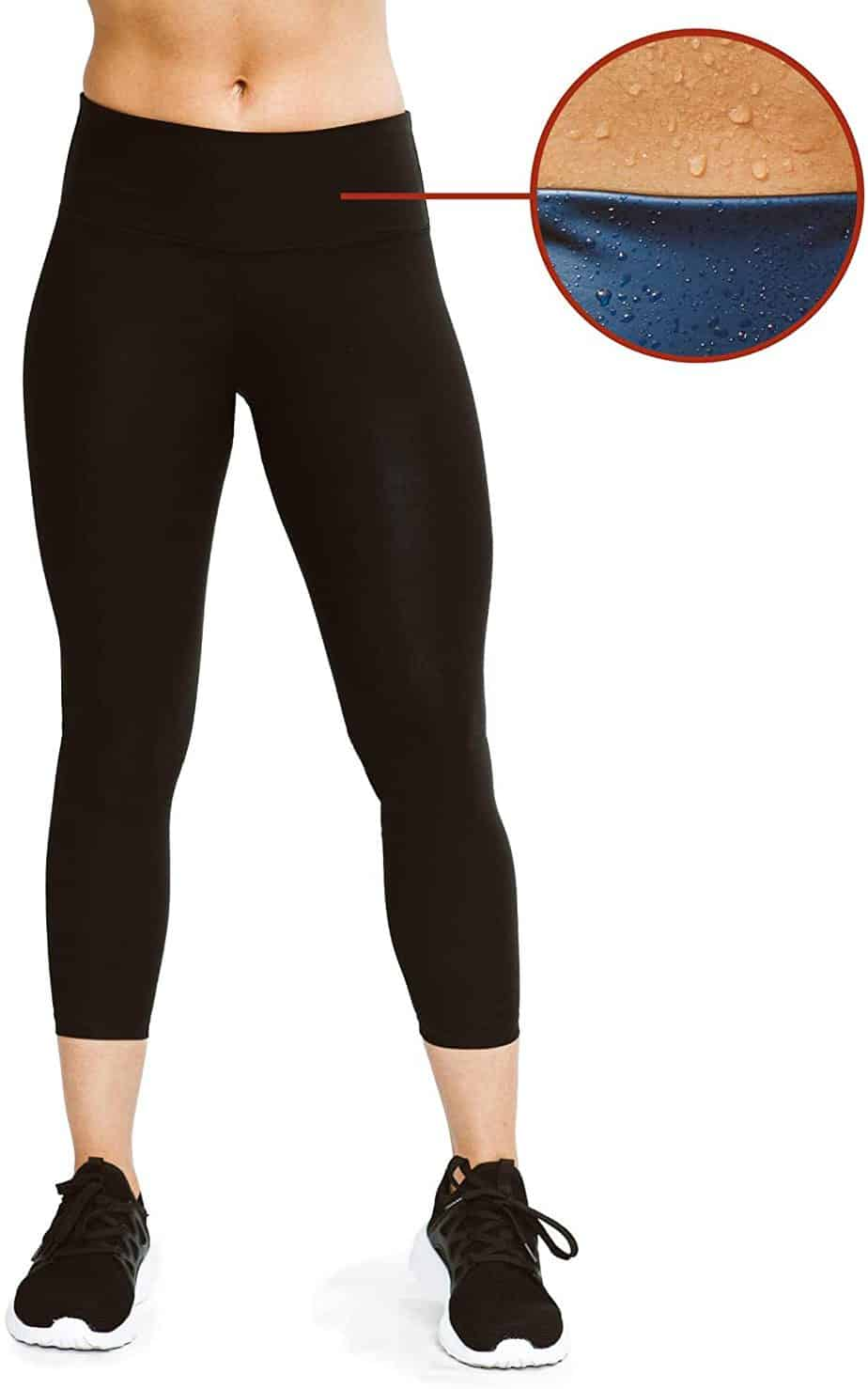 Sweat Shaper Women's Slimming Leggings