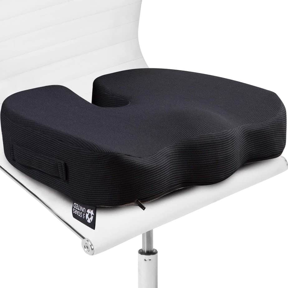5 Stars United Seat Cushion