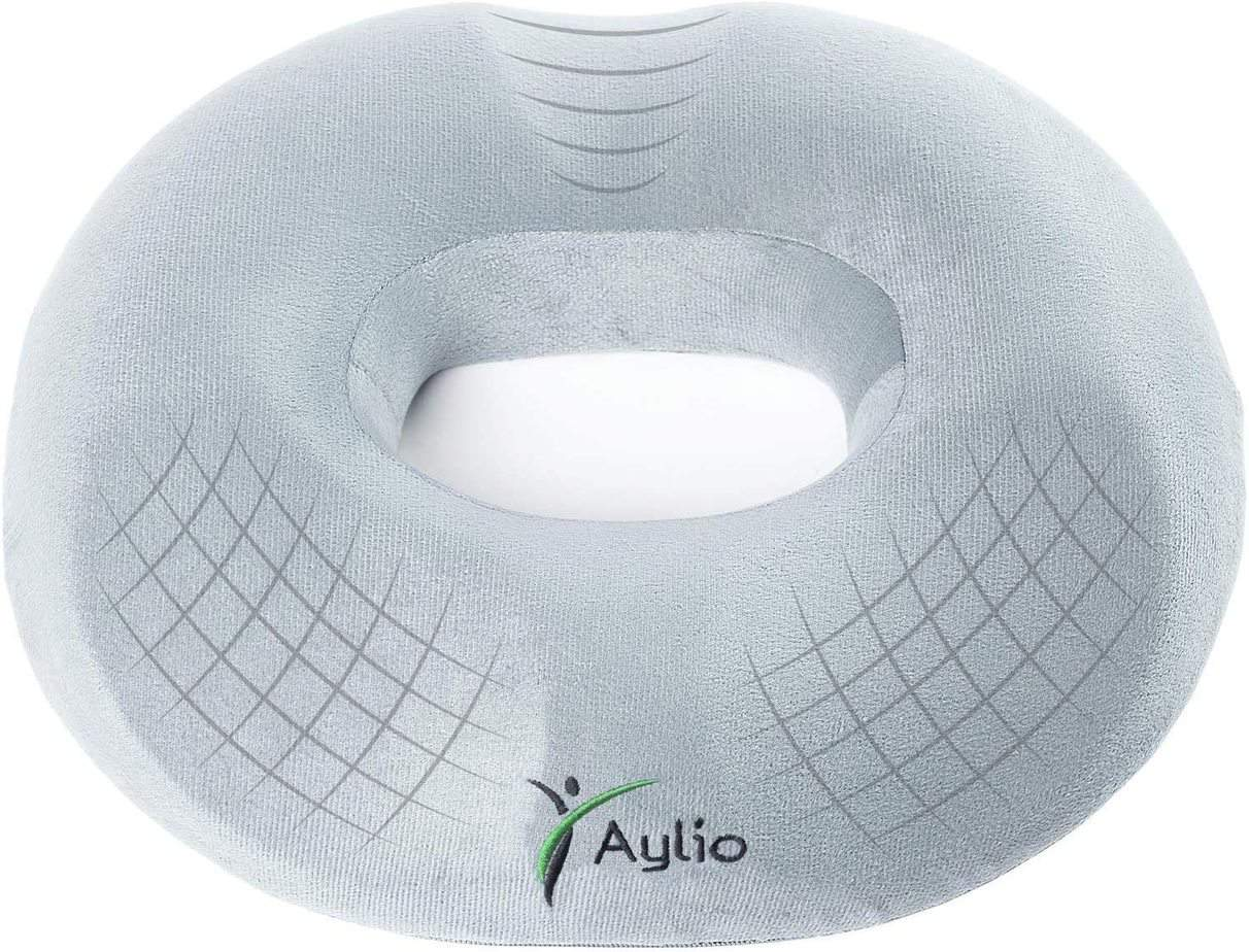 Aylio Firm Donut Pillow Seat Cushion