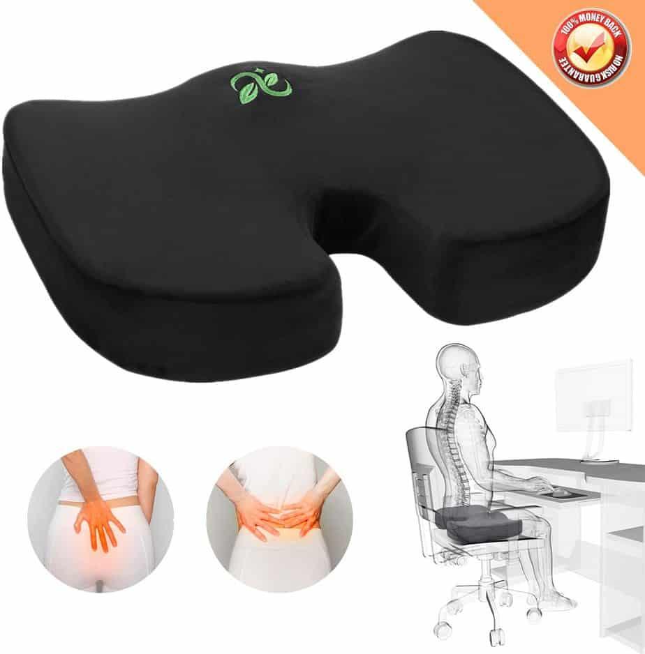 Colix Coccyx Seat Cushion