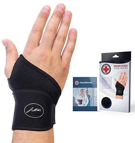 Doctor Prescribed Premium Copper-Lined Wrist Brace