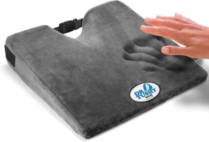 Easy posture's Dr. Tushy wedge seat cushion