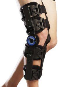 Orthomen Hinged ROM Knee Brace