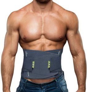 Berter lower back brace for Men