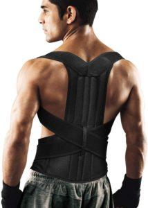 Fitsupport back brace posture corrector for Men