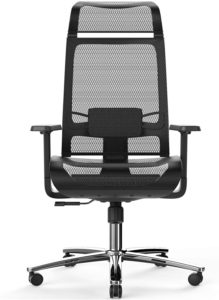 Bilkoh Mesh office chair with armrest