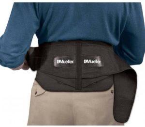 Mueller Adjustable Back Brace