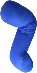 Squishy Deluxe Microbead Body Pillow