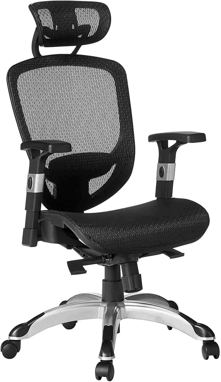 Staples Hyken Technical Mesh task adjustable chair