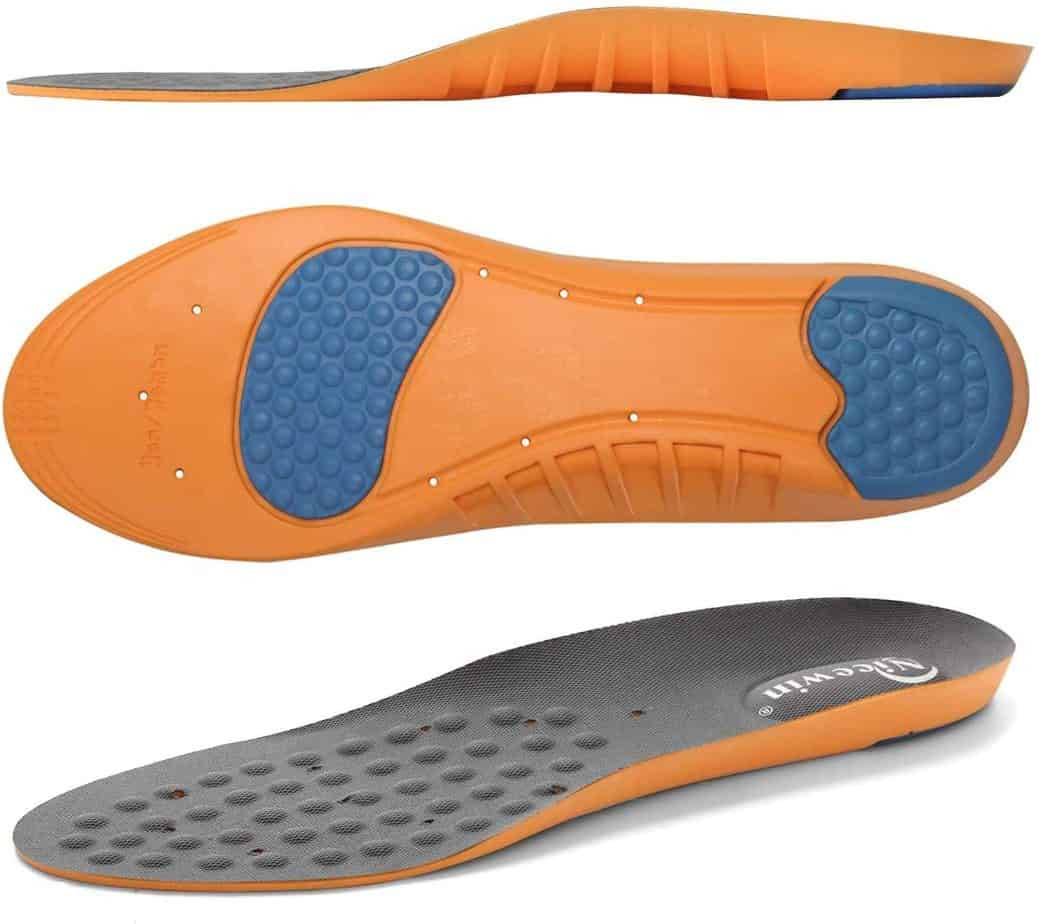 NICEWIN Shoe Insoles with All Day Shock Absorption