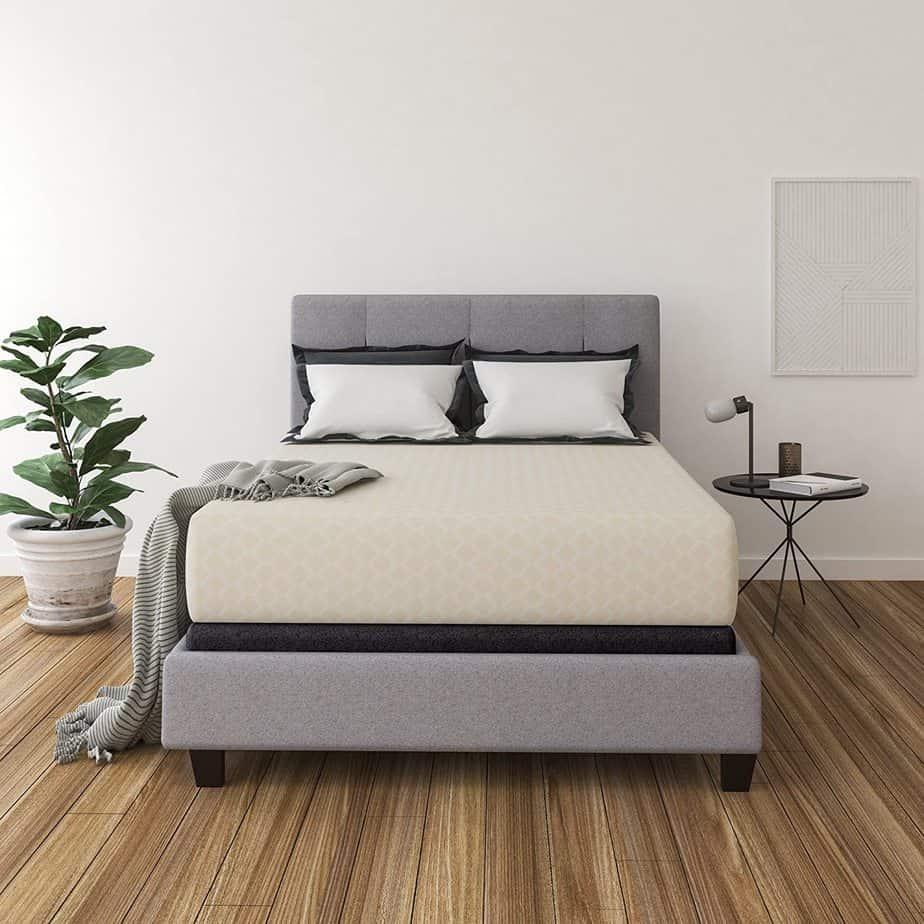 Signature Design by Ashley Chime- 12 inches medium firm memory foam mattress