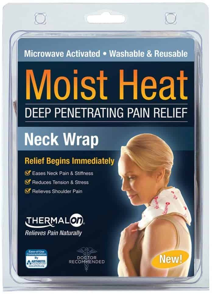 Thermalon Microwave Activated Moist Heat Wrap