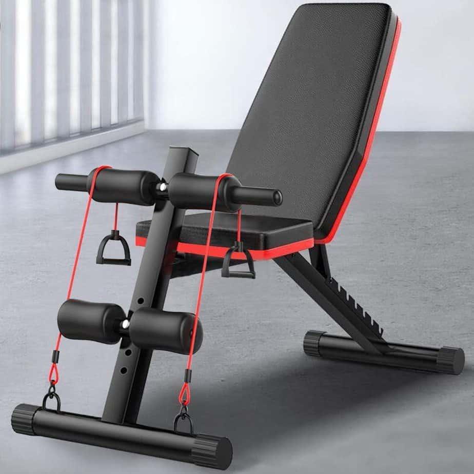 ACE TT Adjustable Sit Up Bench