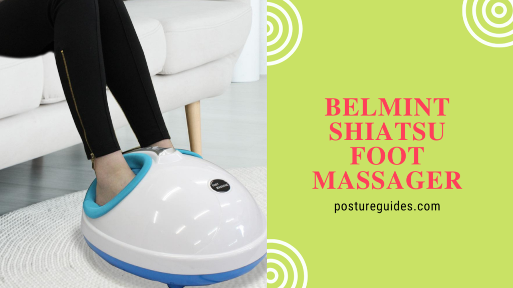 4 Belmint Shiatsu Foot Massager