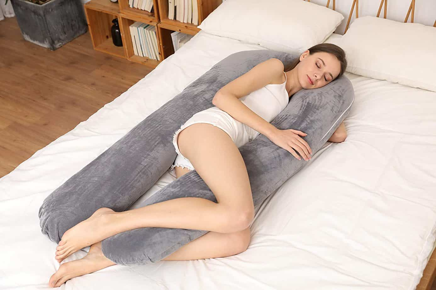 EVOLIVE Shaped Body Pillows (U-Shaped)