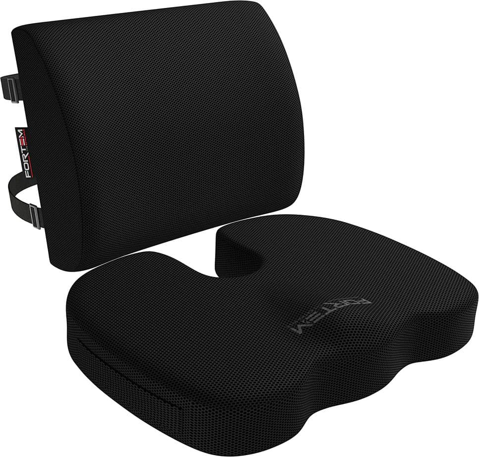 Fortem Seat Cushion & Lumbar Support