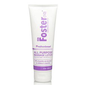 Foster lavender mojito massage lotion