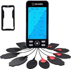 NeuMedics TENS 24 Massager TENS Unit Machine: Portable TENS Unit