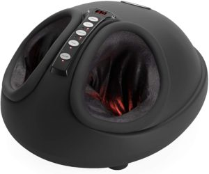 3.	Shiatsu electric foot massager machine