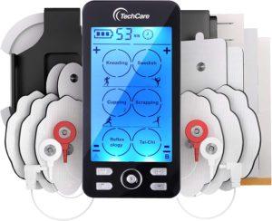 Tens Unit Plus 24 Rechargeable Electronic Pulse Massager