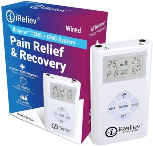 iReliev TENS and EMS Combination Unit