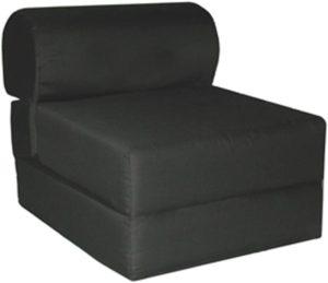 American Furniture's Black Sleeper chair