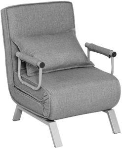 Giantex's Gray sleeper chair