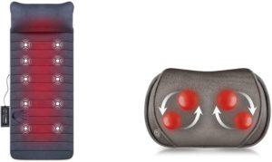 SNAILAX Memory Foam Massage Mat