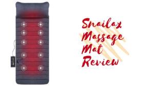 Snailax Massage Mat Review
