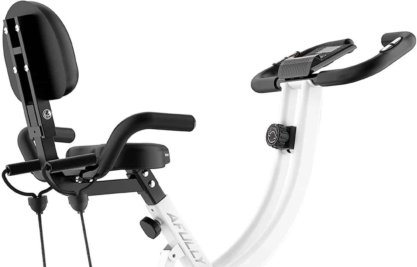 Afully Folding Magnetic Exercise Bike